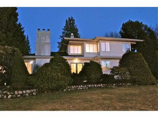 Main Photo: 4750 GRANVILLE Street in Vancouver: Shaughnessy House for sale (Vancouver West)  : MLS®# V871988