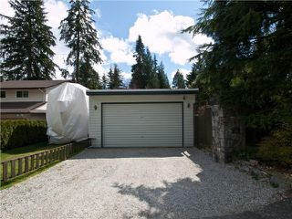 "Photo 17: 4720 RAMSAY Road in North Vancouver: Lynn Valley House for sale in ""Upper Lynn"" : MLS®# V883000"