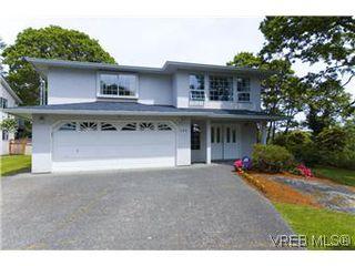 Photo 1: 1160 Gerda Rd in VICTORIA: SW Northridge Single Family Detached for sale (Saanich West)  : MLS®# 574242