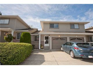 Photo 1: 15 19270 119TH Avenue in Pitt Meadows: Central Meadows Townhouse for sale : MLS®# V912727