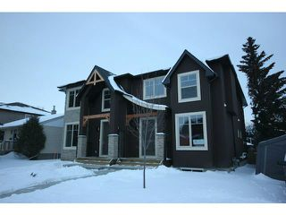 Photo 1: 4011 1 Street NW in CALGARY: Highland Park Residential Attached for sale (Calgary)  : MLS®# C3594616