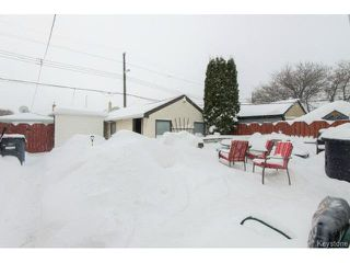 Photo 16: 808 McCalman Avenue in WINNIPEG: East Kildonan Residential for sale (North East Winnipeg)  : MLS®# 1401369