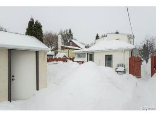 Photo 17: 808 McCalman Avenue in WINNIPEG: East Kildonan Residential for sale (North East Winnipeg)  : MLS®# 1401369