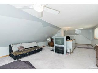 Photo 14: 808 McCalman Avenue in WINNIPEG: East Kildonan Residential for sale (North East Winnipeg)  : MLS®# 1401369