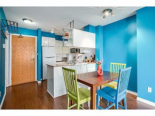 """Photo 3: 1603 1189 HOWE Street in Vancouver: Downtown VW Condo for sale in """"GENESIS"""" (Vancouver West)  : MLS®# V1065396"""