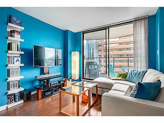 """Photo 5: 1603 1189 HOWE Street in Vancouver: Downtown VW Condo for sale in """"GENESIS"""" (Vancouver West)  : MLS®# V1065396"""