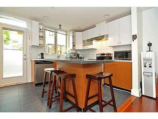 "Photo 5: 33 728 W 14TH Street in North Vancouver: Hamilton Townhouse for sale in ""NOMA"" : MLS®# V1085631"