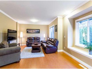 Photo 2: 1056 DELESTRE Avenue in Coquitlam: Maillardville House 1/2 Duplex for sale : MLS®# V1101598