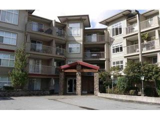 "Photo 1: 109 2515 PARK Drive in Abbotsford: Abbotsford East Condo for sale in ""Viva On Park"" : MLS®# F1437218"