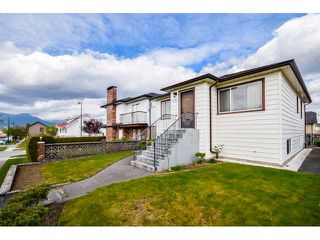 Photo 1: 1122 NANAIMO Street in Vancouver: Renfrew VE House for sale (Vancouver East)  : MLS®# V1117426