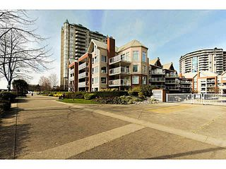 "Photo 16: 309 1230 QUAYSIDE Drive in New Westminster: Quay Condo for sale in ""TIFFANY SHORES"" : MLS®# V1118946"