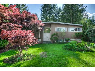 """Photo 1: 7662 KERRYWOOD Crescent in Burnaby: Government Road House for sale in """"GOVERNMENT ROAD"""" (Burnaby North)  : MLS®# V1119850"""