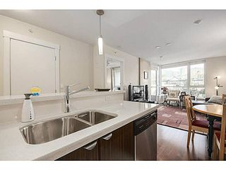 "Photo 6: 606 160 W 3RD Street in North Vancouver: Lower Lonsdale Condo for sale in ""ENVY"" : MLS®# V1124166"