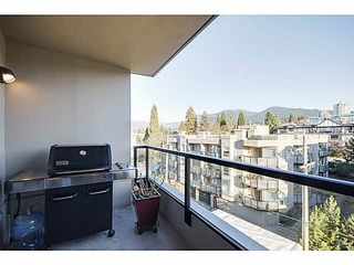 "Photo 13: 606 160 W 3RD Street in North Vancouver: Lower Lonsdale Condo for sale in ""ENVY"" : MLS®# V1124166"