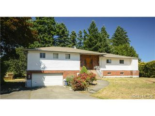 Photo 1: 2258 Aldeane Ave in VICTORIA: Co Colwood Lake House for sale (Colwood)  : MLS®# 705539