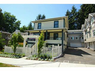 "Photo 20: 101 218 BEGIN Street in Coquitlam: Maillardville House for sale in ""BEGIN SQUARE"" : MLS®# V1132326"