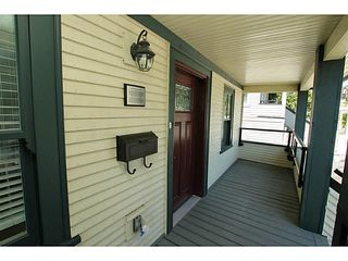 "Photo 2: 101 218 BEGIN Street in Coquitlam: Maillardville House for sale in ""BEGIN SQUARE"" : MLS®# V1132326"
