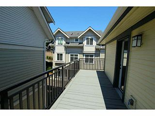 "Photo 13: 101 218 BEGIN Street in Coquitlam: Maillardville House for sale in ""BEGIN SQUARE"" : MLS®# V1132326"