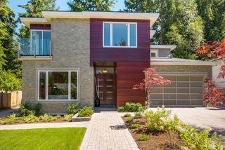 Main Photo: 3694 LORAINE AV in EDGEMONT VILLAGE AREA: Edgemont Home for sale ()  : MLS®# V1078425