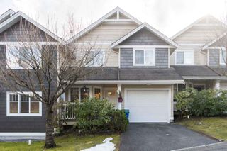 "Main Photo: 2 11255 232 Street in Maple Ridge: East Central Townhouse for sale in ""HIGHFEILD"" : MLS®# R2141873"