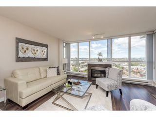 """Photo 8: 1604 2088 MADISON Avenue in Burnaby: Brentwood Park Condo for sale in """"FRESCO AT RENAISSANCE TOWERS"""" (Burnaby North)  : MLS®# R2159840"""