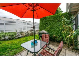 Photo 20: 33 8890 WALNUT GROVE DRIVE in Langley: Walnut Grove Townhouse for sale : MLS®# R2150854