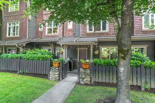 """Photo 19: 133 600 PARK Crescent in New Westminster: GlenBrooke North Townhouse for sale in """"Roycroft"""" : MLS®# R2178997"""