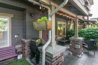 """Photo 18: 133 600 PARK Crescent in New Westminster: GlenBrooke North Townhouse for sale in """"Roycroft"""" : MLS®# R2178997"""