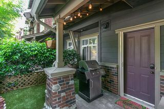 """Photo 17: 133 600 PARK Crescent in New Westminster: GlenBrooke North Townhouse for sale in """"Roycroft"""" : MLS®# R2178997"""