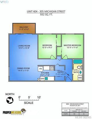 Photo 20: 404 305 Michigan Street in VICTORIA: Vi James Bay Condo Apartment for sale (Victoria)  : MLS®# 382565