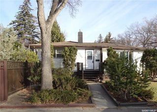 Photo 1: 5300 3rd Avenue in Regina: Rosemont Residential for sale : MLS®# SK706040