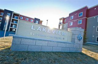 Photo 2: 414 15 SADDLESTONE Way NE in Calgary: Saddle Ridge Condo for sale : MLS®# C4149738