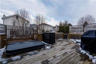 Photo 19: 83 Coombs Drive in Winnipeg: River Park South Residential for sale (2F)  : MLS®# 1801278