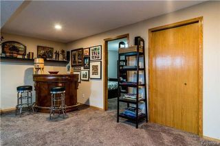 Photo 15: 83 Coombs Drive in Winnipeg: River Park South Residential for sale (2F)  : MLS®# 1801278