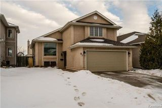 Photo 1: 83 Coombs Drive in Winnipeg: River Park South Residential for sale (2F)  : MLS®# 1801278