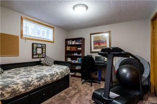 Photo 16: 83 Coombs Drive in Winnipeg: River Park South Residential for sale (2F)  : MLS®# 1801278