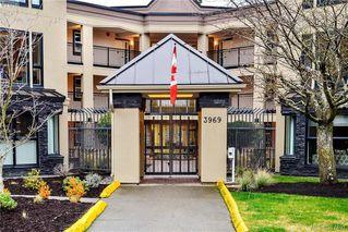 Photo 2: 209 3969 Shelbourne Street in VICTORIA: SE Lambrick Park Condo Apartment for sale (Saanich East)  : MLS®# 387491