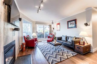 "Photo 8: 203 1935 W 1ST Avenue in Vancouver: Kitsilano Condo for sale in ""KINGSTON GARDENS"" (Vancouver West)  : MLS®# R2241557"