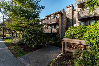 "Photo 3: 203 1935 W 1ST Avenue in Vancouver: Kitsilano Condo for sale in ""KINGSTON GARDENS"" (Vancouver West)  : MLS®# R2241557"
