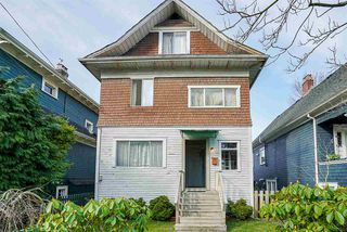 Photo 1: 1339 SALSBURY Drive in Vancouver: Grandview VE House for sale (Vancouver East)  : MLS®# R2246733