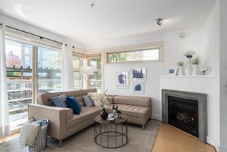 "Photo 1: 202 1586 W 11TH Avenue in Vancouver: Fairview VW Condo for sale in ""Torrey Pines"" (Vancouver West)  : MLS®# R2252699"