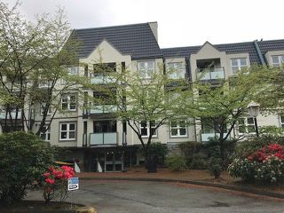 "Photo 1: 122 98 LAVAL Street in Coquitlam: Maillardville Condo for sale in ""LE CHATEAU"" : MLS®# R2258433"