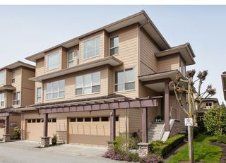 "Photo 1: 5 16655 64 Avenue in Surrey: Cloverdale BC Townhouse for sale in ""RIDGEWOOD ESTATES"" (Cloverdale)  : MLS®# R2258285"