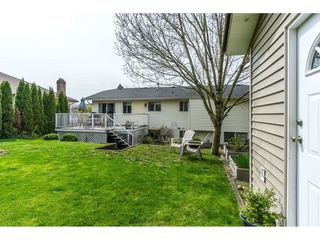 Photo 20: 3056 GLENDALE Place in Abbotsford: Abbotsford East House for sale : MLS®# R2259011