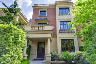Photo 2: 1460 MCRAE Avenue in Vancouver: Shaughnessy Townhouse for sale (Vancouver West)  : MLS®# R2271892