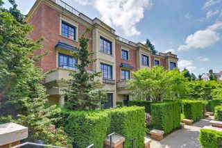 Photo 1: 1460 MCRAE Avenue in Vancouver: Shaughnessy Townhouse for sale (Vancouver West)  : MLS®# R2271892