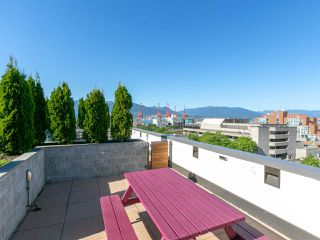 "Photo 17: 809 150 E CORDOVA Street in Vancouver: Downtown VE Condo for sale in ""INGASTOWN"" (Vancouver East)  : MLS®# R2276186"