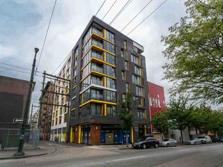 "Photo 1: 809 150 E CORDOVA Street in Vancouver: Downtown VE Condo for sale in ""INGASTOWN"" (Vancouver East)  : MLS®# R2276186"
