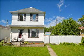Photo 1: 361 Enniskillen Avenue in Winnipeg: West Kildonan Residential for sale (4D)  : MLS®# 1818254