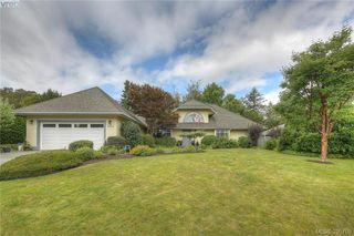 Photo 2: 3343 University Woods in VICTORIA: OB Henderson Single Family Detached for sale (Oak Bay)  : MLS®# 395708